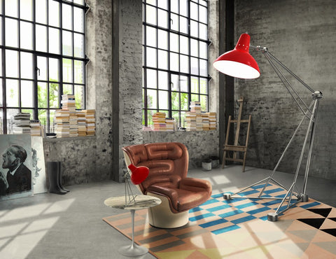 Expect Articles On Key Pieces Of Industrial Furniture And Elements Of Industrial  Interiors, Key Design Ideas, Tips On Where ...