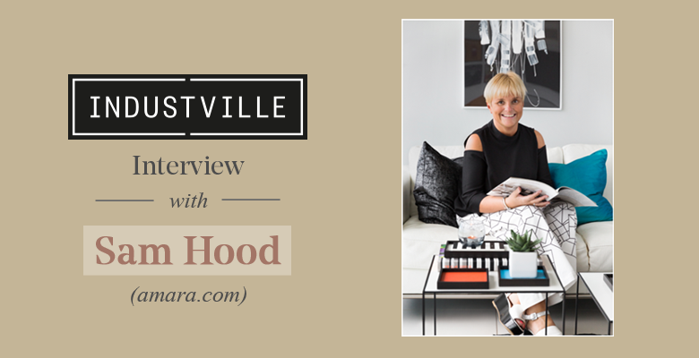 sam hood amara interior design interview