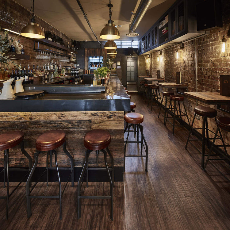 Featured Project (Commercial): Brick & Liquor