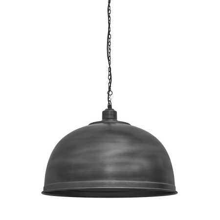 Brooklyn Giant Dome Pendant - 23.5 Inch - Pewter - Out Of Stock - Expecting w/c 27th of May