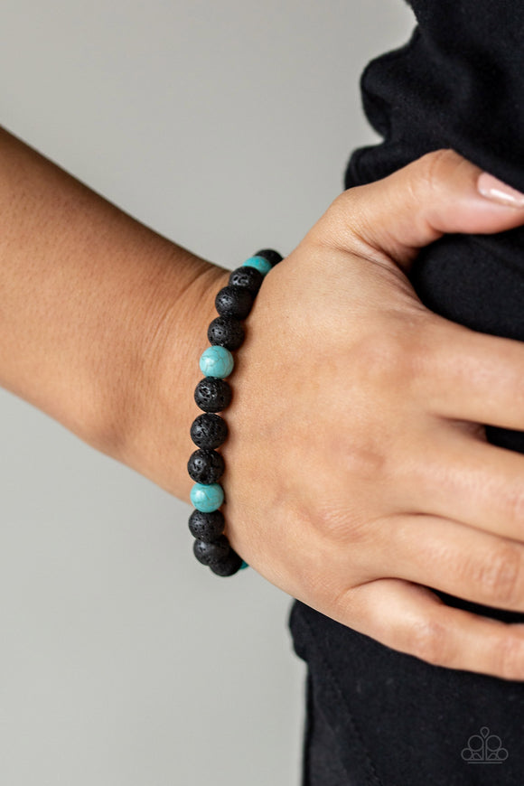 All Zen / Blue Bracelet - Jo Glam Boutique