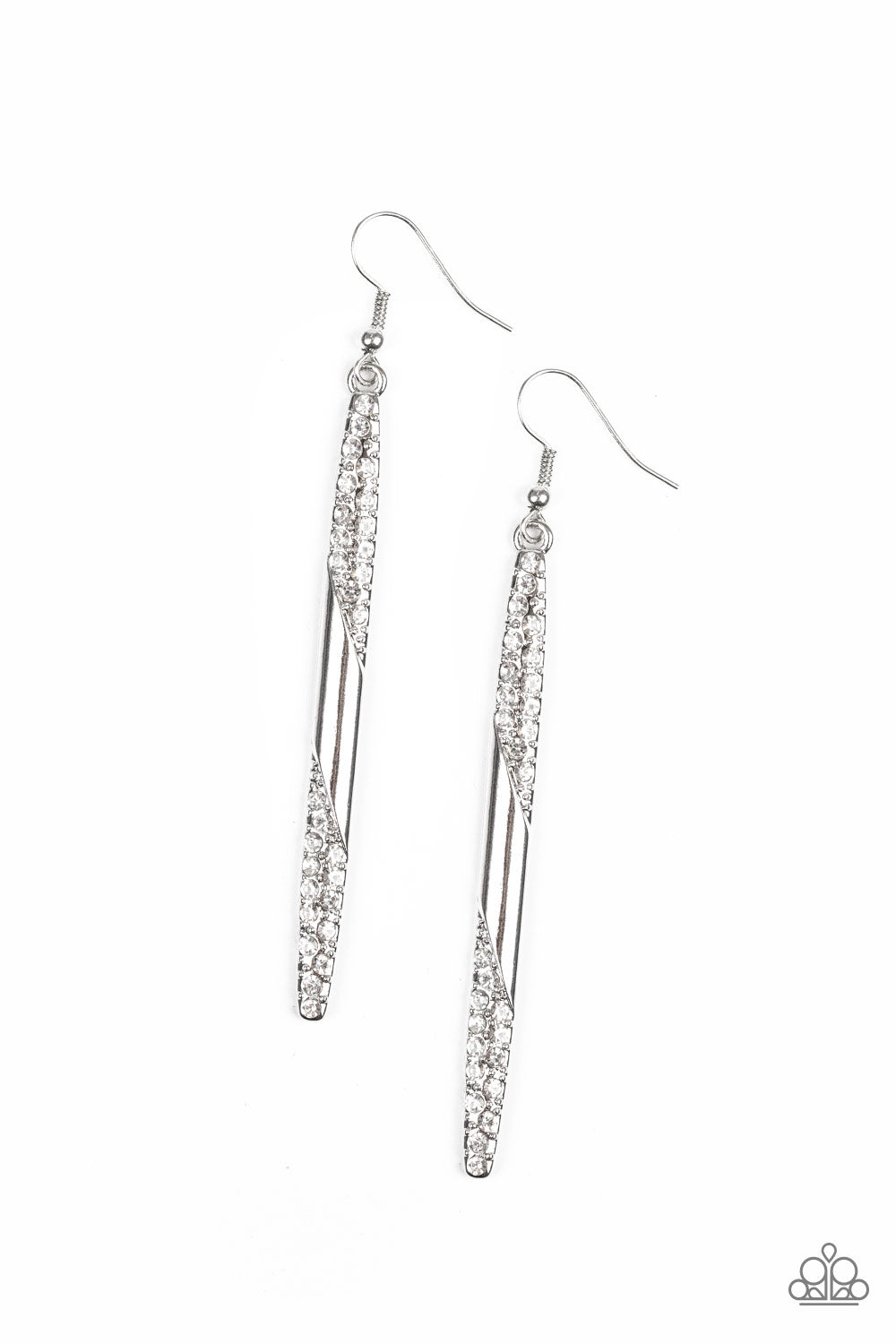 Award Show Attitude Earrings - Jo Glam Boutique