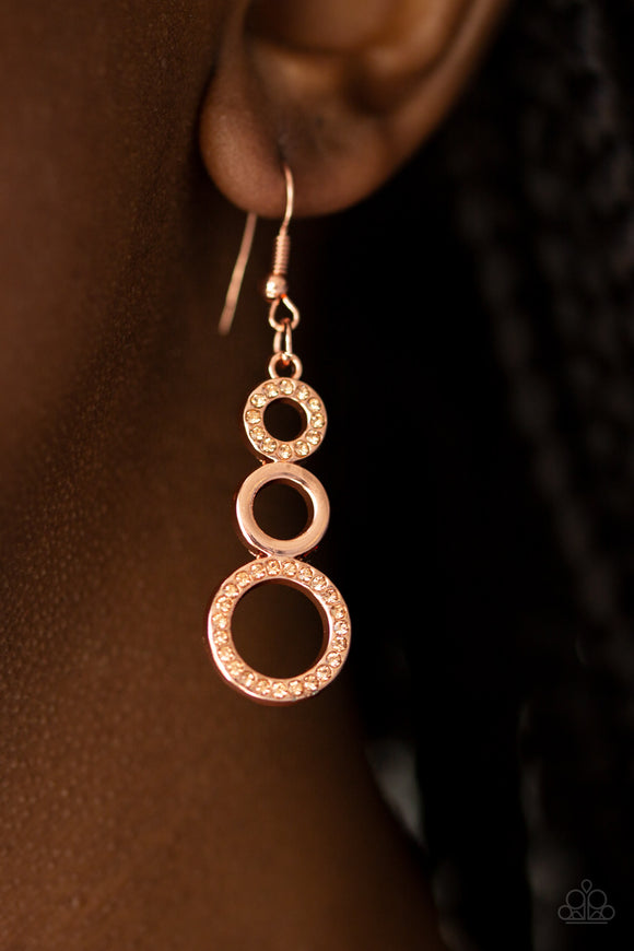 Bubble Bustle Earrings - Jo Glam Boutique