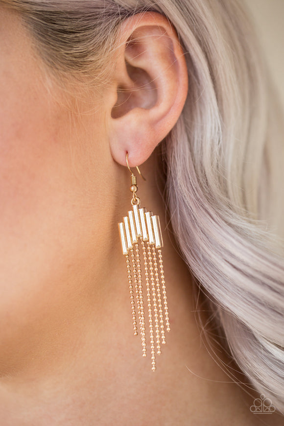 Radically Retro Earrings - Jo Glam Boutique