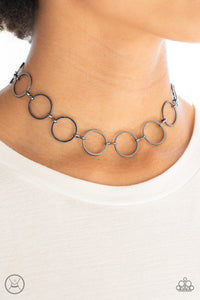 Retro Metro Choker - Jo Glam Boutique