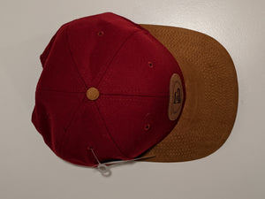 Brandigenous Originals - Crimson Heritage Flannel Hat