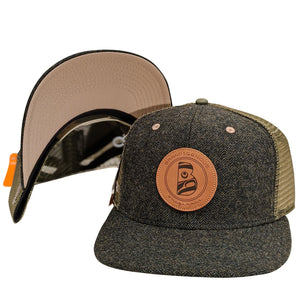 Brandigenous Originals - Herringbone Trucker Hat