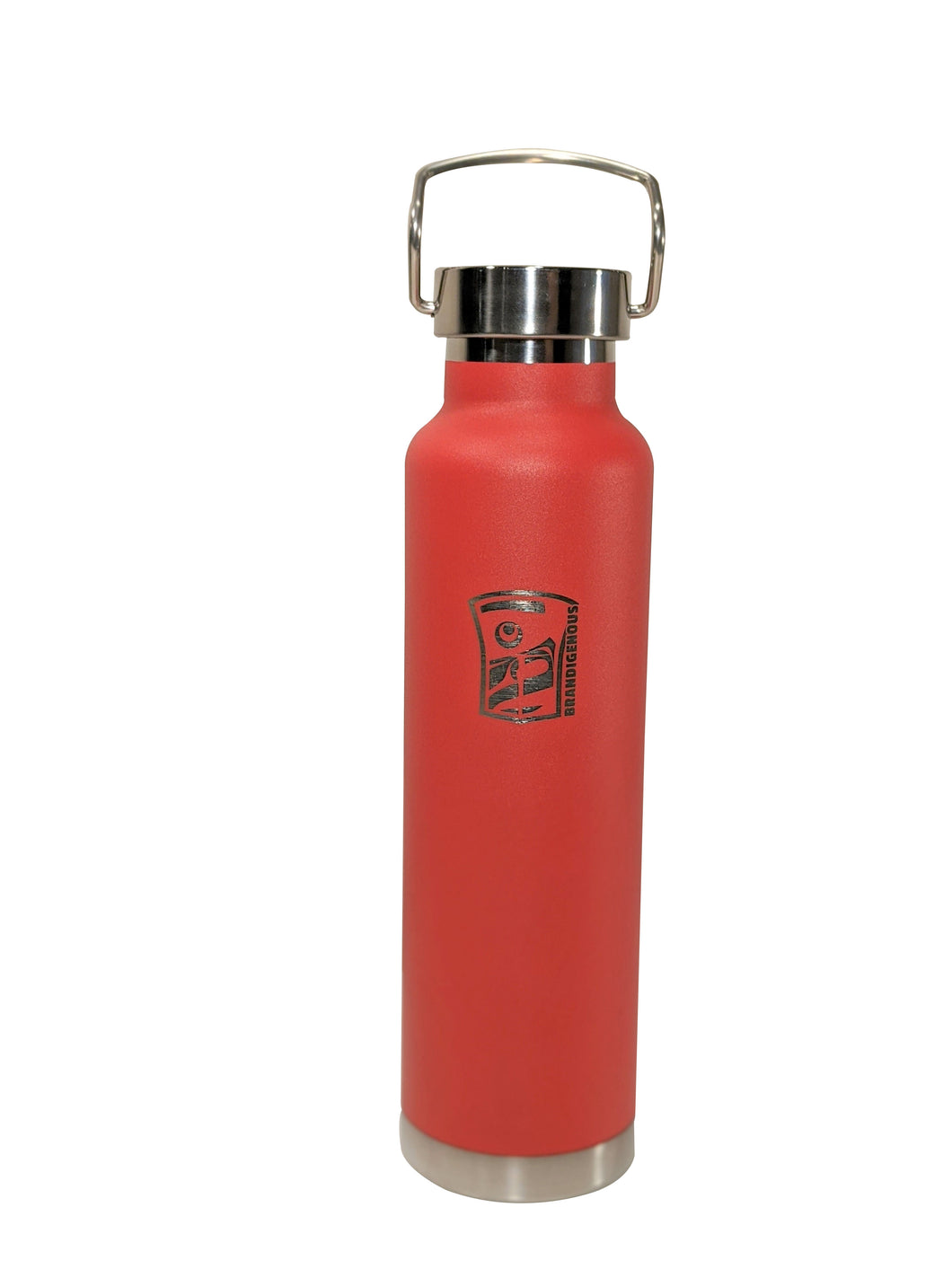 Brandigenous - Copper Insulated Water Bottle