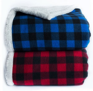 Lumberjack Sherpa Throw (50x60)