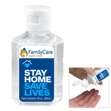 Load image into Gallery viewer, 2 OZ Citrus Hand Sanitizer - FOB Vancouver BC - 200 Units