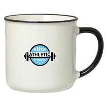 Load image into Gallery viewer, SPRING 350 ML. (12 OZ.) MUG WITH COLOURED RIM/HANDLE