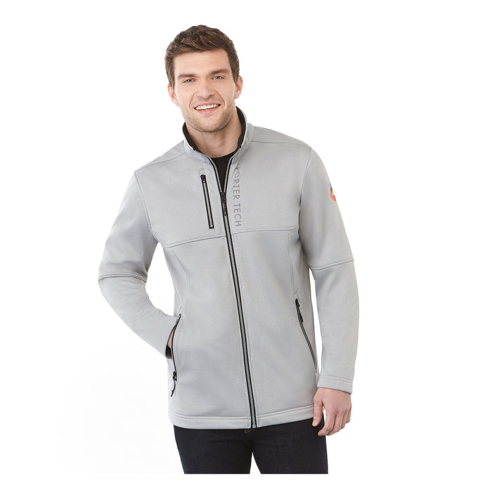 Men's Eco Softshell Jacket