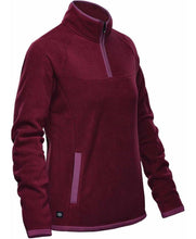 Load image into Gallery viewer, Women's Shasta Tech Fleece 1/4 Zip - FPL-1W