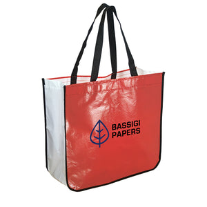 EXTRA LARGE RECYCLED SHOPPING TOTE
