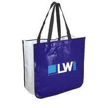 Load image into Gallery viewer, EXTRA LARGE RECYCLED SHOPPING TOTE