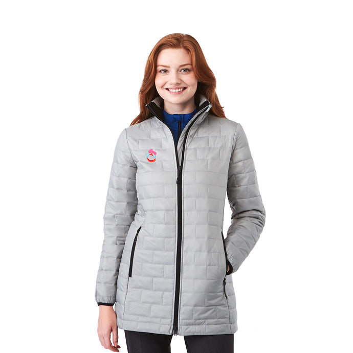 Women's Packable Insulated Jacket