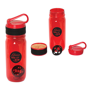 800 ML. (27 OZ.) BAY BOTTLE SHAKER