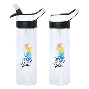 BLACK VEIL 650 ML. (22 OZ.) TRITAN™ BOTTLE