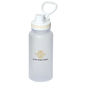 GRAPPLER 1000 ML. (33 OZ.) ACRYLIC BOTTLE