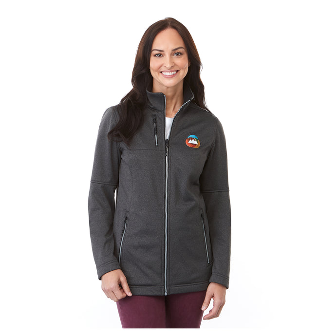 Womens Eco Softshell Jacket