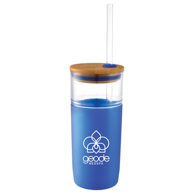 Poppi Glass Tumbler 20oz