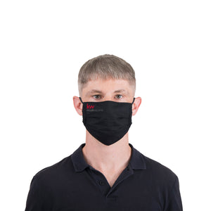 Reusable Pleated Face Mask - 200 Units