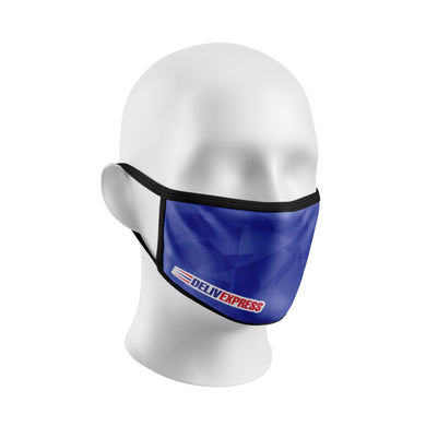 Made in Canada (Quebec) - 2 Layer Mask - Full Color Print - 50 Units