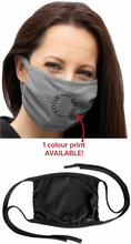 Load image into Gallery viewer, Union Made +Made in Canada Mask - 36 Units PRINTED 1 COLOR