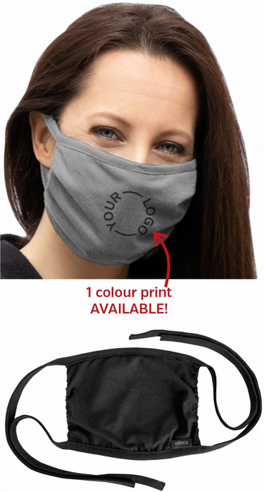 Union Made +Made in Canada Mask - 36 Units PRINTED 1 COLOR