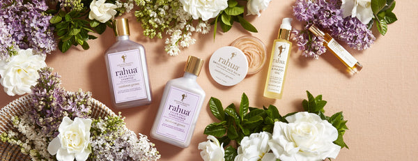 Mother's Day Gift Guide - The Rahua Gardenia Collection