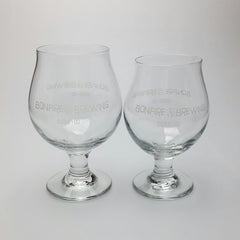 13 oz or 16 oz Tulip Glass