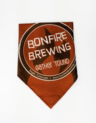 Bonfire Dog Bandana NEW