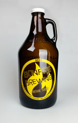 Glass Growler 64oz or 32oz