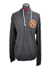Psychedelic Bonfire Hooded Tee