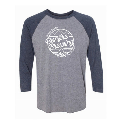 NEW Bonfire Raglan