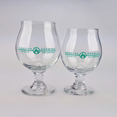 13 oz or 16 oz Tulip Glass NEW COLOR