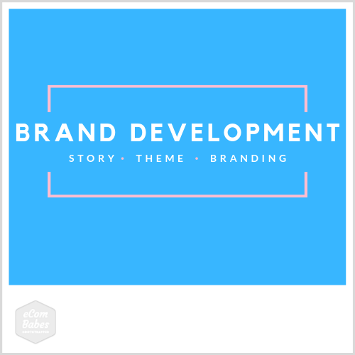 Full Brand Identity + Design Development Package