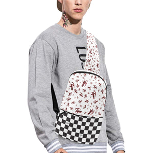 OZZY BAG - SIGNATURE/CHECKERBOARD