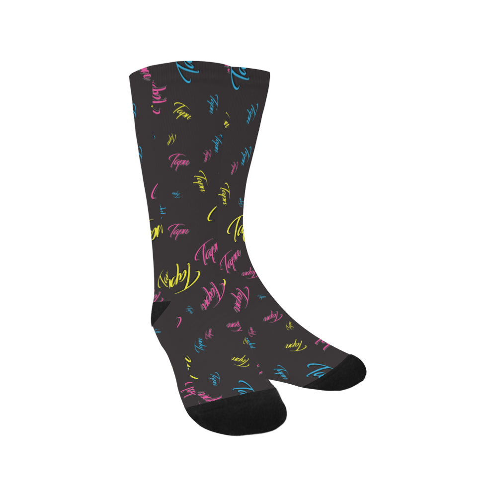 BAY MENS SOCKS - VICE CONFETTI