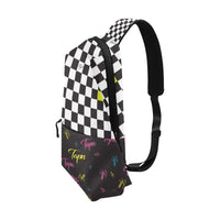OZZY BAG - CHECKERBOARD / CONFETTI