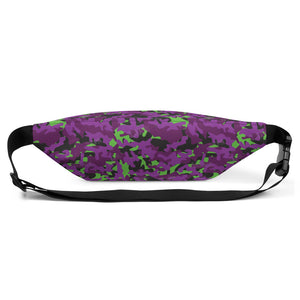 PELICAN BELT BAG - DIGGER CAMO