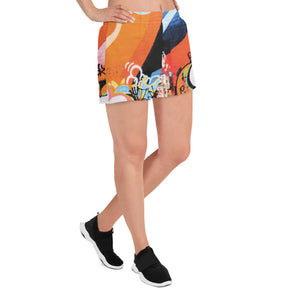 BUD ATHLETIC SHORTS - BAY TAGGER