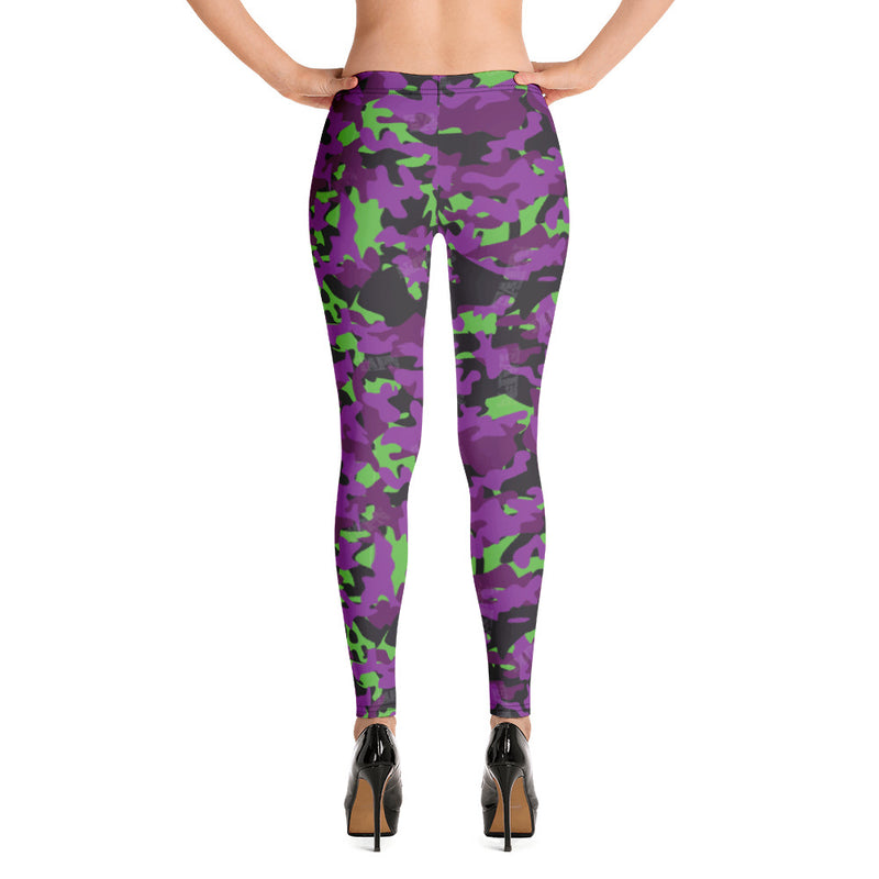 CHEEBA LEGGINGS - DIGGER CAMO
