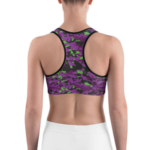 BACKCROSS SPORTS BRA - DIGGER CAMO