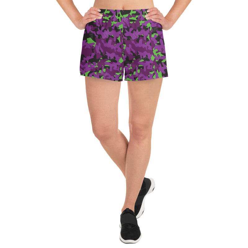 BUD ATHLETIC SHORTS - DIGGER CAMO