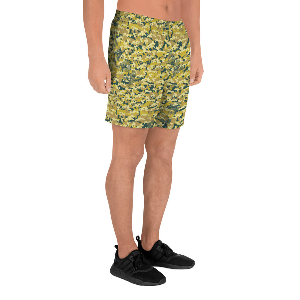 FREEWAY SHORTS - DESERT CAMO