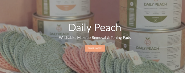 Daily Peach South Africa Makeup Removal Pads