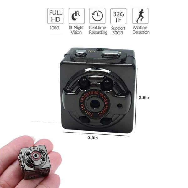 1080P HD Small Mini Spy Camera - Elicpower
