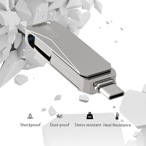 2 In 1 Flash Drive