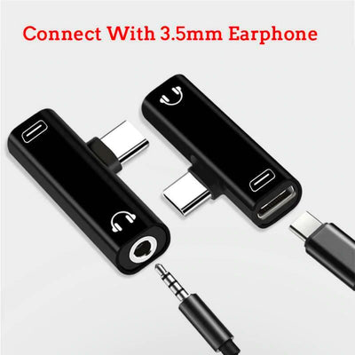 2 In 1 iPhone Adapter - Elicpower